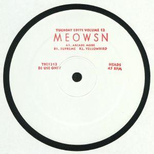 MEOWSN - Tugboat Edits Volume 12