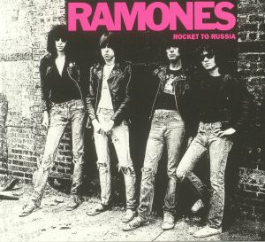 RAMONES - Rocket To Russia: 40th Anniversary Deluxe Edition (remastered)