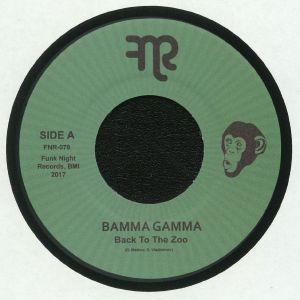 BAMMA GAMMA - Back To The Zoo
