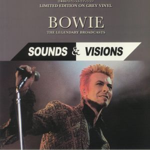 BOWIE, David - Sounds & Visions: The Legendary Broadcasts