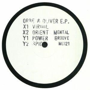 ORBE/OLIVER - Orbe & Oliver EP