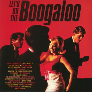 VARIOUS - Let's Do The Boogaloo