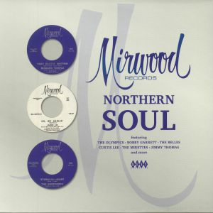 VARIOUS - Mirwood Records: Northern Soul (mono)