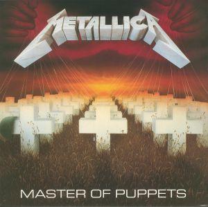 METALLICA - Master Of Puppets (reissue)