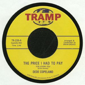 COPELAND, Dede - The Price I Had To Pay (For Loving You)