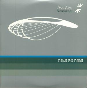 SIZE, Roni/REPRAZENT - New Forms: 20th Anniversary Deluxe Edition (reissue)