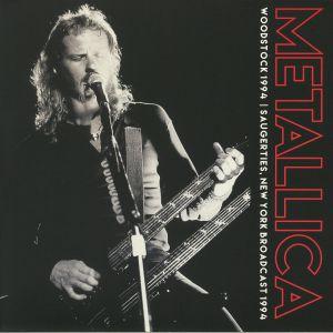 METALLICA - Woodstock 1994: Saugerties New York Broadcast 1994