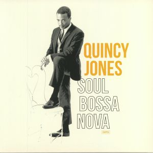 JONES, Quincy - Soul Bossa Nova (reissue)