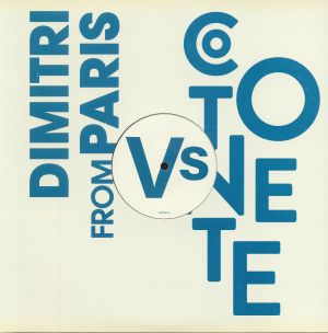 DIMITRI FROM PARIS vs COTONETE - Parribean Disco