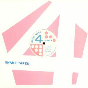 SHAKE TAPES - Volume 4 (feat Dan Shake cut, Jamie 3:26 Edit & Keith Lorraine repercussion)