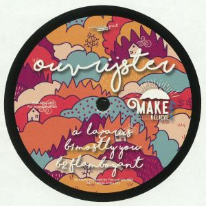 OUVRIJSTER - Make Believe Disco No 3