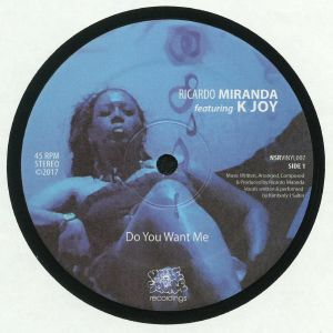 MIRANDA, Ricardo feat K JOY - Do You Want Me