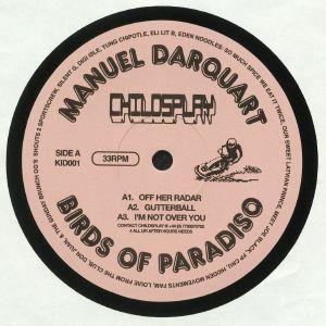 DARQUART, Manuel - Birds Of Paradiso