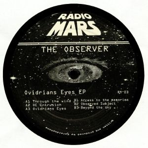 OBSERVER, The - Ovidrians Eyes EP
