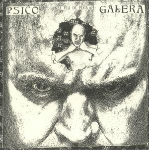PSICO GALERA - Senza Via De Fuga EP