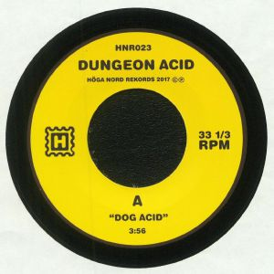 DUNGEON ACID - Dog Acid