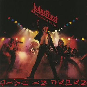 JUDAS PRIEST - Unleashed In The East: Live In Japan (reissue)
