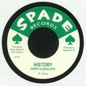 HARRY & RADCLIFFE - History