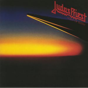 JUDAS PRIEST - Point Of Entry (reissue)