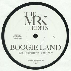 MR K - Boogie Land