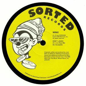 WINX - Don't Laugh (reissue)