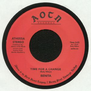 BENITA - Time For A Change