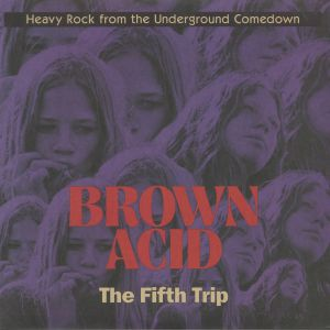 BARRESI, Lance/DANIEL HALL/VARIOUS - Brown Acid: The Fifth Trip