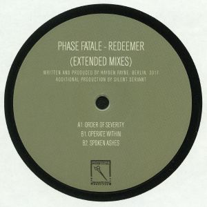PHASE FATALE - Redeemer (Extended Mixes)