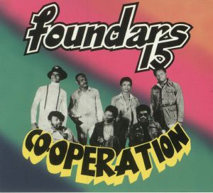 FOUNDARS 15 - Co Operation (reissue)