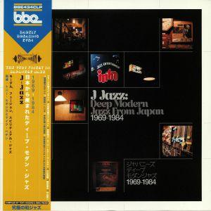 HIGGINS, Tony/MIKE PEDEN/VARIOUS - J Jazz: Deep Modern Jazz From Japan 1969-1984