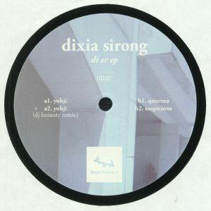 SIRONG, Dixia - Di Er EP