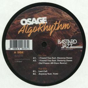OSAGE - AlgoRhythm