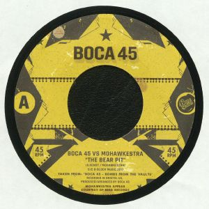 BOCA 45/MOHAWKESTRA - The Bear Pit