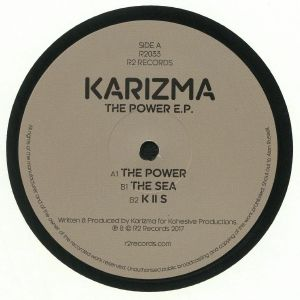 KARIZMA - The Power EP (reissue)