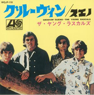 YOUNG RASCALS, The - Groovin' (mono)