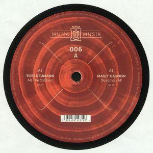 NEUMANN, Tobi/MAGIT CACOON/STEVE BUG/JAKOB KORN - Muna Musik 006