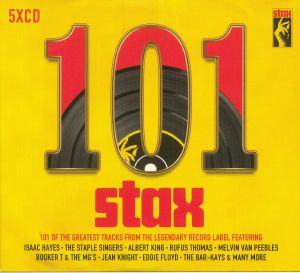 VARIOUS - 101 Stax Records