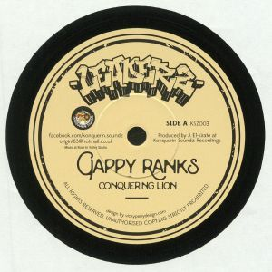 GAPPY RANKS/TENNA STAR - Conquering Lion