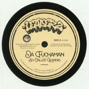 DA FUCHAMAN/BLACKOUT JA - So Called Leaders