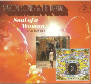 JONES, Sharon & THE DAP KINGS - Soul Of A Woman