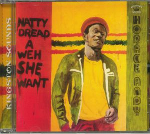 ANDY, Horace - Natty Dread A Weh She Went