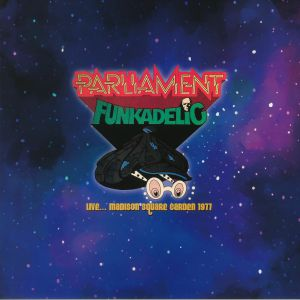 PARLIAMENT/FUNKADELIC - Live Madison Square Garden 1977