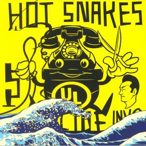 HOT SNAKES - Suicide Invoice (reissue)