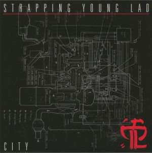 STRAPPING YOUNG LAD - City (reissue)