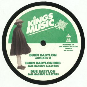 ANTHONY Q/JAH MASSIVE ALLSTARS/DAN CORN/JAHZZ/LIX - Burn Babylon