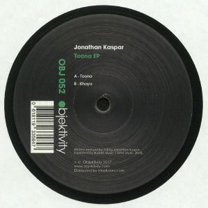 KASPAR, Jonathan - Toona EP