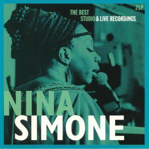 SIMONE, Nina - The Best Studio & Live Recordings (remastered)