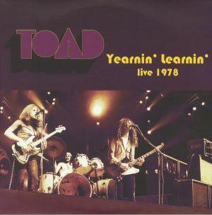 TOAD - Yearnin' Learnin': Live 1978
