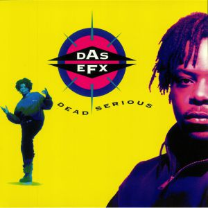 DAS EFX - Dead Serious (reissue)