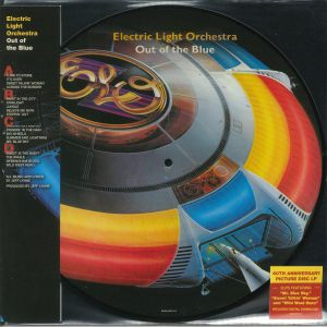 ELECTRIC LIGHT ORCHESTRA - Out Of The Blue: 40th Anniversary